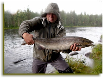 Great Fly Fishing in Northern Sweden by Jeroen ...
