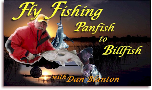 Fly fishing with Dan Blanton