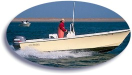 Mid for Outer banks fly fishing