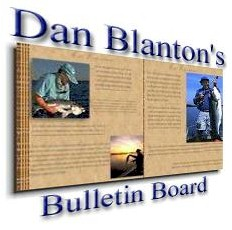 Image of Dan Blanton's Fly Fishing Forum Bulletin/Message Board Header