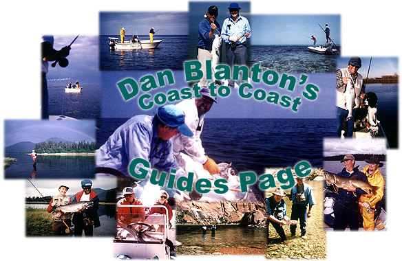Dan Blanton's Coast to Coast Guides Page